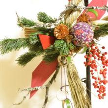 12月22日 東区アイランドシティにてしめ飾り講習会をします。