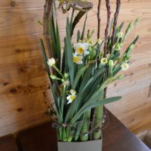 花材は3つ