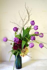 チューリップ、花束