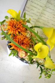 黄色、アーティフィシャル(造花)、カラー