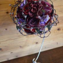 アーティフィシャル、造花、ウエディングブーケ
