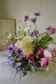 春の花 ラナンキュラス