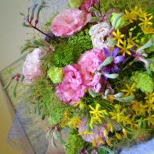 旦那様から奥様へ贈る花束
