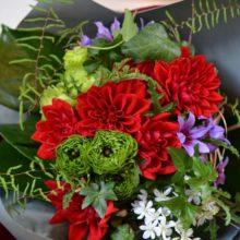 男性へ贈る還暦の花束