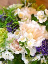 男性へ贈るシャクヤクの花束