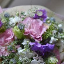 送別の花束
