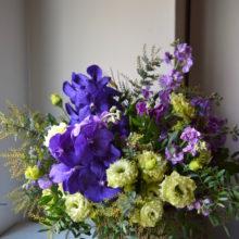 開業お祝いのお花
