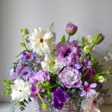 送別に贈る花